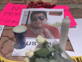 Periodista asesinado 2