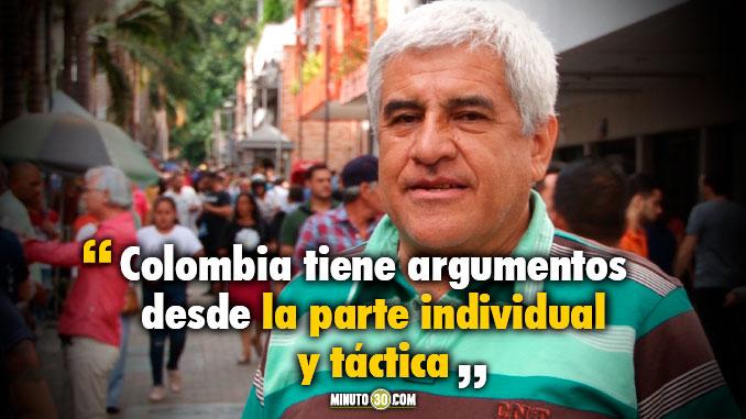 Rouget Taborda y su analisis previo del juego entre Colombia y Japon
