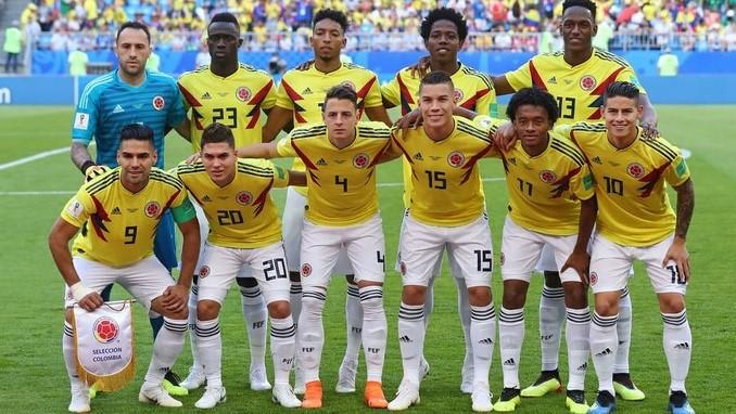 Seleccion Colombia en el Mundial de Rusia 12