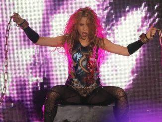 Shakira Dorado Tour Espa%C3%B1a