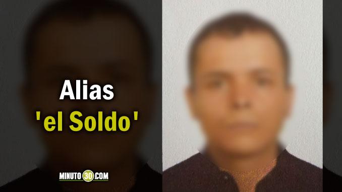 A prisión alias 'el Soldo', presunto integrante de 'Los Mondongueros'