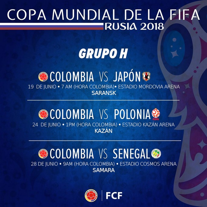 calendario grupos colombia Copiar