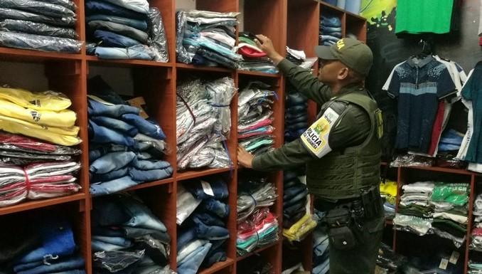 Contrabando Medellín