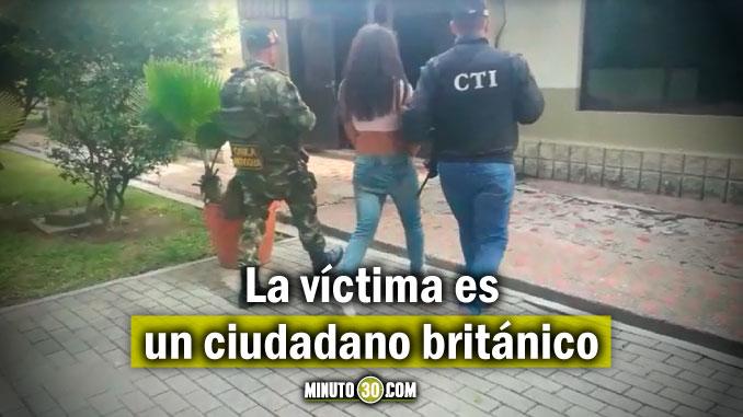 A prisión transexual que le habría exigido dinero a un extranjero para no publicar fotos íntimas