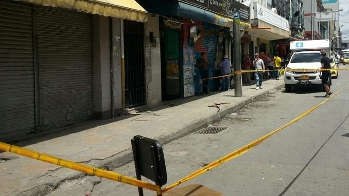 Hombre en silla de ruedas fue asesinado en el Centro de Medellin