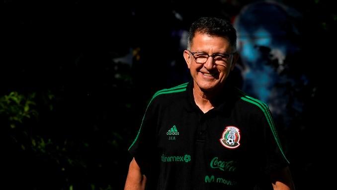 Juan Carlos Osorio se despide de