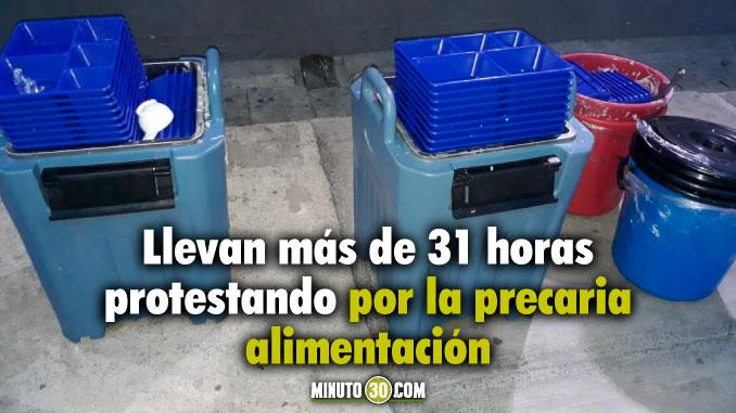 Más de 3.000 internos de la cárcel El Pedregal permanecen en huelga de hambre