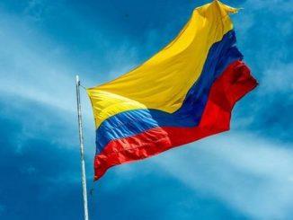 Independencia, bandera, Colombia, Bogotá