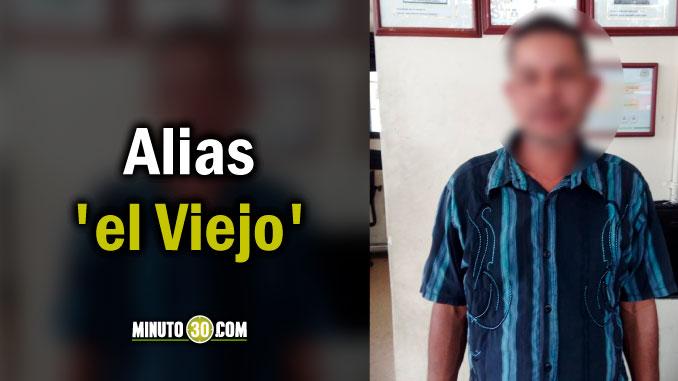 Anderson Antonio Palacio Acevedo, alias el Viejo
