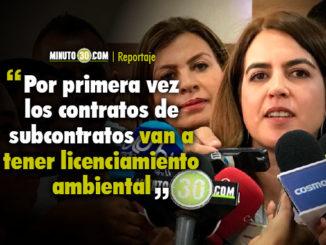 Antioquia es el primer departamento en otorgar licencias ambientales para subcontratos de formalizacion minera