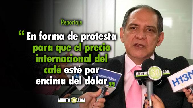 Cafeteros analizan propuesta de no vender Cafe en la bolsa de Nueva York el 5 y 6 de septiembre