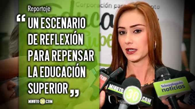 En Medellin se realizo foro sobre Desafios de la Educacion Superior para la Ruralidad