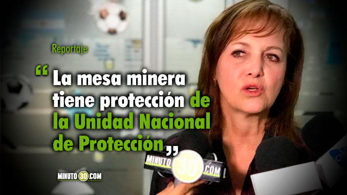 Mineros de Segovia y Remedios estarian siendo amenazados para que no entren en proceso de formalizacion