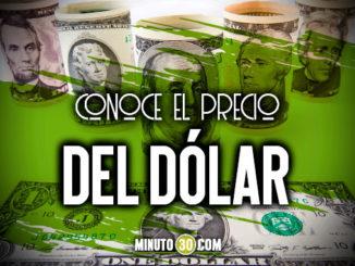 PRECIO DEL DOLAR 1