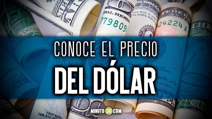 PRECIO DEL DOLAR