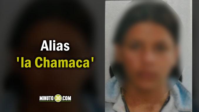 Alias la Chamaca
