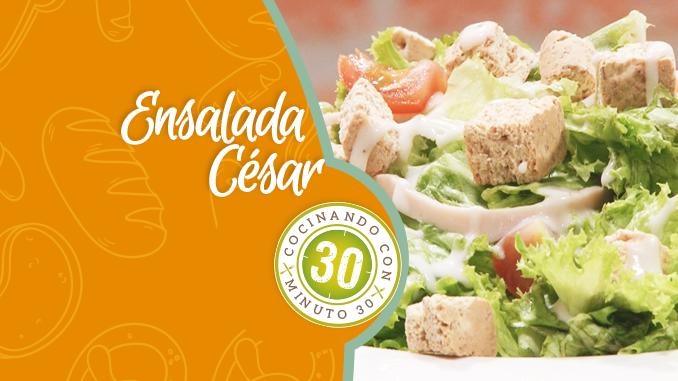 Portada destacada Ensalada Cesar