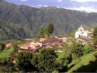 San Sebastian de Palmitas