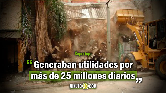 Tras m%C3%A1s de ocho meses de investigacion autoridades dieron golpe contra red de microtrafico del Centro de Medellin