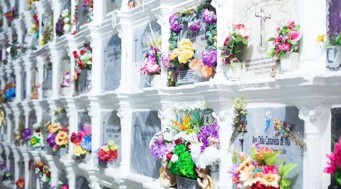 Cortesía Cementerio Museo San Pedro