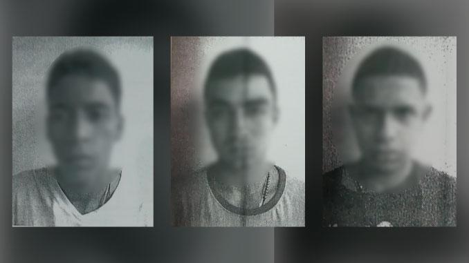 Esneider Mosquera Restrepo, Yeferson Tamayo Márquez, Juan Esteban Tamayo Tobón