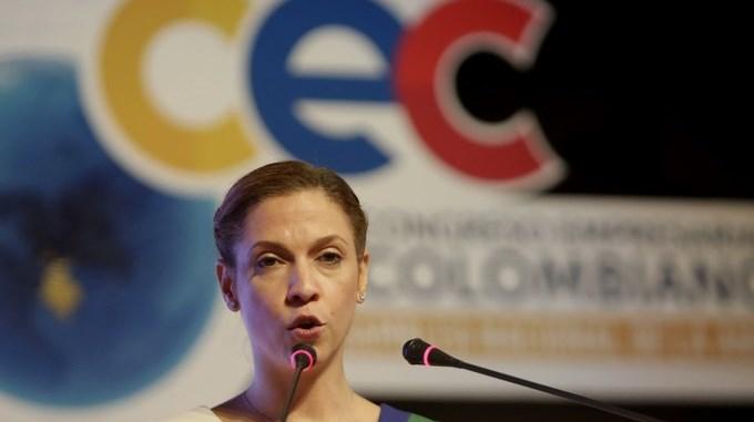 directora camara de comercio colomboamericana