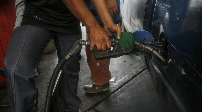 gasolina Copiar