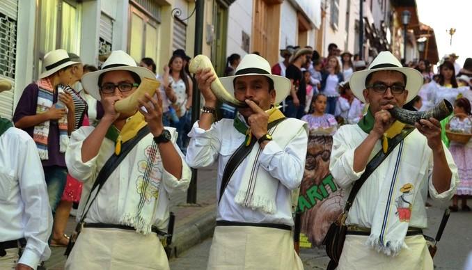 Fiestas del maíz Sonsón