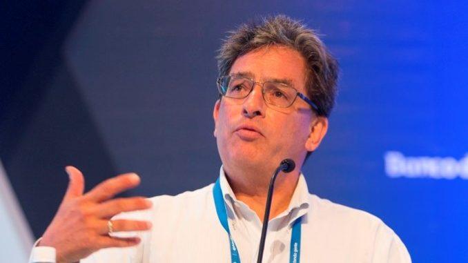 El ministro de Hacienda, Alberto Carrasquilla