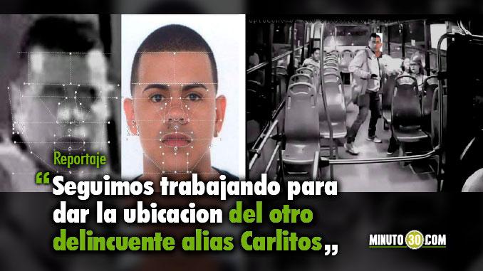 En Amaga fue capturado La chinga implicado en el hurto a ruta de buses de Medellin