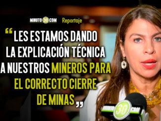 En Antioquia se realizo Foro sobre el proceso de cierre de minas