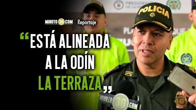 En robledo fueron capturados 11 miembros de la estructura delincuencial Curazao y su cabecilla Cucho Ivan