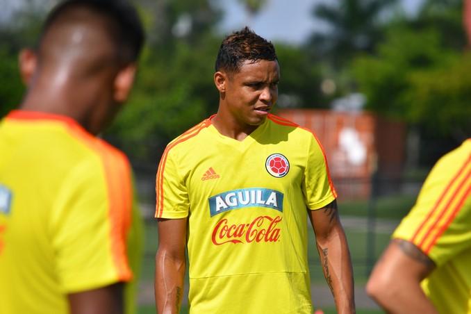 Entrenamiento Seleccion Colombia de cara a amistoso 5