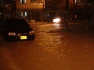 Inundaciones en Apartado 2