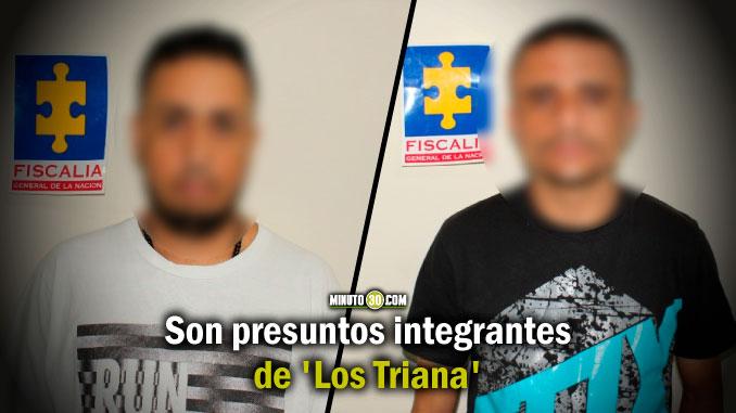 'Kique' y 'el Diablo' fueron enviados a la cárcel por el homicidio de la líder social Ana Fabricia Córdoba en Medellín