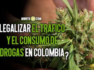 portada trafico y consumo de drogas
