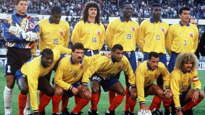 Selección Colombia de 1994