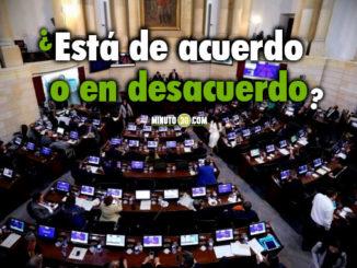 50 de los colombianos opinan que no existen garantias para hacer oposicion democratica Gallup Poll