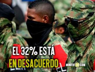 64 de los colombianos estan de acuerdo que el gobierno reanude negociaciones con el ELN Gallup Poll