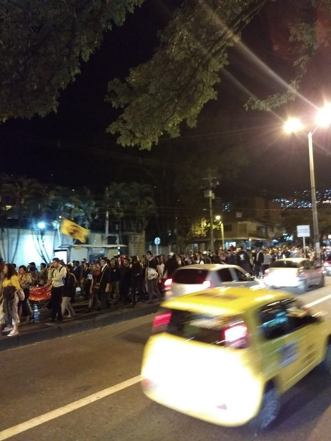 Manifestacion ciudadana en la 80 1