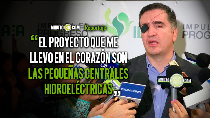 Mauricio Tobon Franco se despidio del IDEA