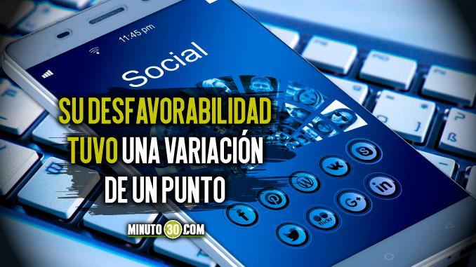 Opinion de los colombianos frente a las redes sociales se mantiene estable Gallup Poll