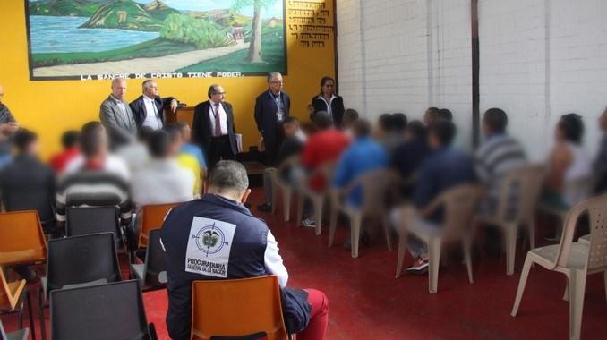 """Procuraduría evidenció """"abandono diplomático"""" para proteger derechos de ciudadanos venezolanos presos en Bogotá"""