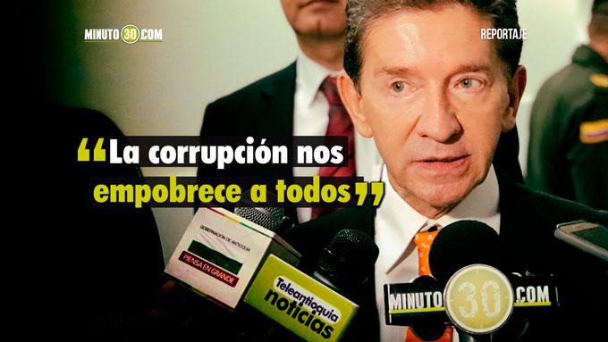 Control Interno una tarea de todos Gobernador de Antioquia