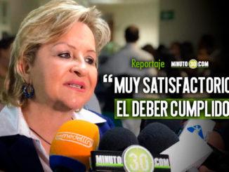 El Concejo de Medellin rindio cuentas