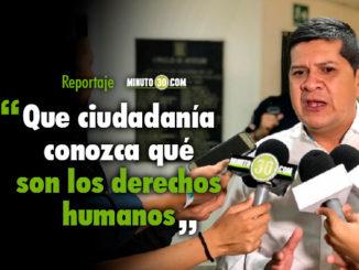 Inicio la Semana de los Derechos Humanos en Medellin