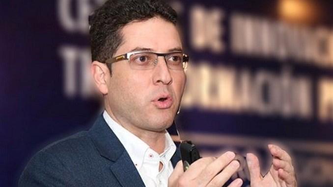 Juan Manuel Valdés Barcha, nuevo secretario de Productividad y Competitividad de Antioquia