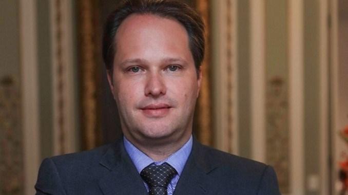 Alcalde Enrique Peñalosa posesionó a Juan Miguel Durán como nuevo secretario de Gobierno de Bogotá