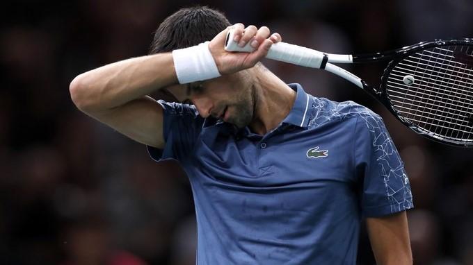 Khachanov detiene a Djokovic