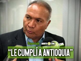 Nuevo presidente en la Asamble de Antioquia